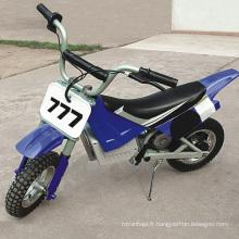 CE approuvent les mini-motos électriques à deux roues pour les enfants (DX250)