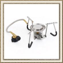 Estufa de gas de camping / Mini quemador de gas (CE APROBADO)