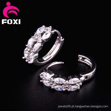 Brilhando Gemstone Ring Type Earring Design