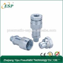 ESP KZE-B thread locked type hydraulic steel quick release shaft coupling(Steel )