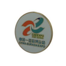 Сделать пользовательский логотип Сувенирный знак школы Значок металла Pin