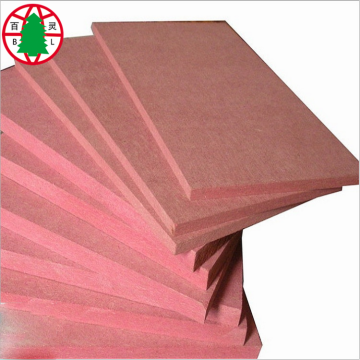 Fire retardant good quality raw MDF