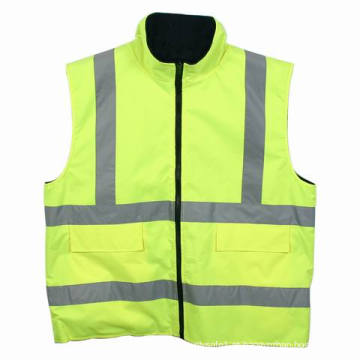 (RDJ-3001) Jaqueta de Segurança Reflexiva