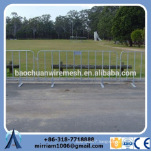 cheap price Outdoor used welded hot dip galvanized Crowed Control Barrier
