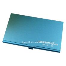 Neuer Entwurfs-Aluminium-Visitenkartenhalter