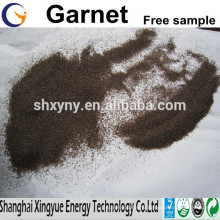 High quality water jet cutting abrasive garnet sand for sale