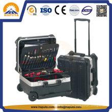 Ferramenta profissional ABS duro carrinho mala de transporte para venda (HT-5102)