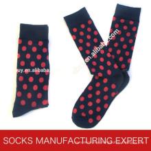 Men′s Sock with Happy Sock Style (UBM1038)