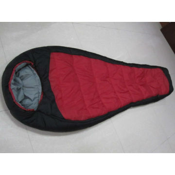 Mummy camping sleeping bags