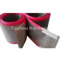 Heat resistant non-stick PTFE fiberglass mesh belt