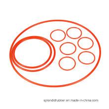 Silicone O Rings en haute température et Wras approuvé par la FDA