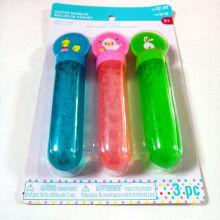 Magischer Seifenblasen-Seifen-Safe-sicheres buntes Blasen-Wasser