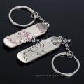 New arrival skateboard Key Chains Creative Gift Lover Keychain Keychain de conception simple YSK019