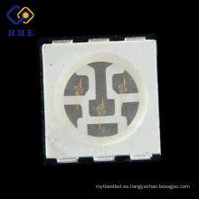 Epileds LED chip UV LED sistema de curado 5050 SMD UV LED 390-395nm