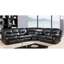 Media Rooms Home Cinéma Corner Reclining Sectional
