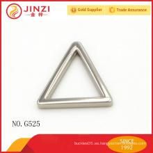China mercado de hardware, diseño caliente hebilla de metal, ajustador de suspensión