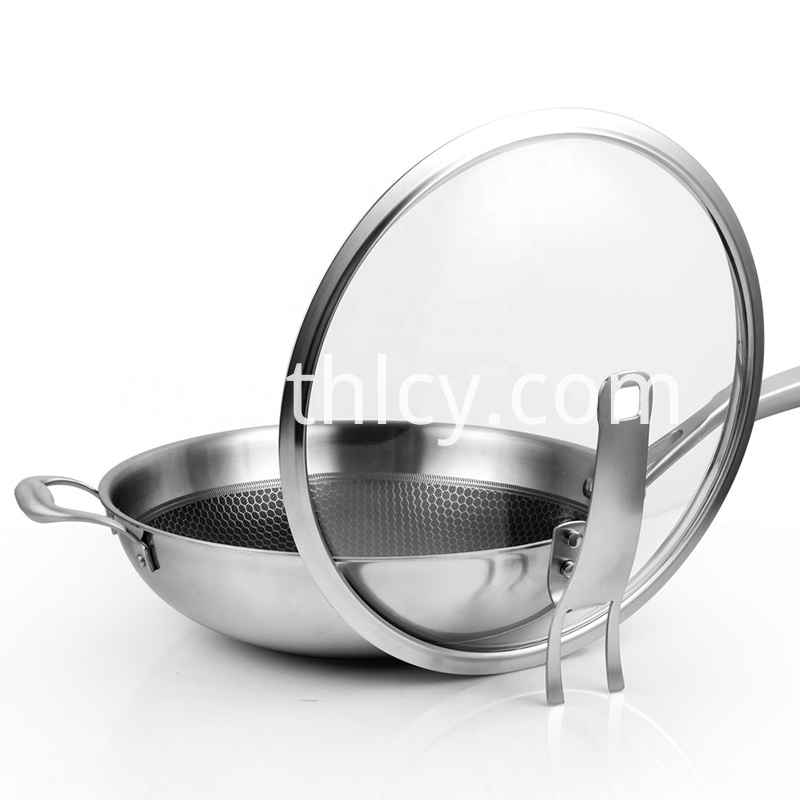 Stainless Steel Non Stick Hot Pan