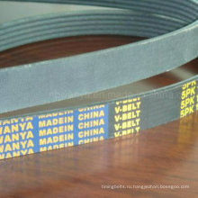 Резиновый поликлиновой ремень из Китая для американских автомобилей (PL)