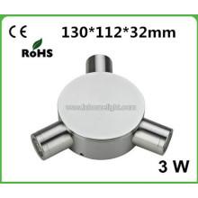 Neue Innen-LED-Wandleuchte / Innen-LED-Stufenlicht / LED-Treppenlicht