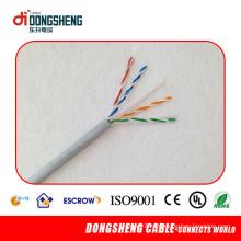 305m / Box 23AWG Внутренний кабель UTP / FTP / SFTP CAT6
