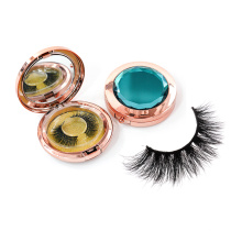 32 Hitomi wholesale custom eyelash box mink eyelashes 100% hand made Fluffy real mink eyelashes wholesale with own logo