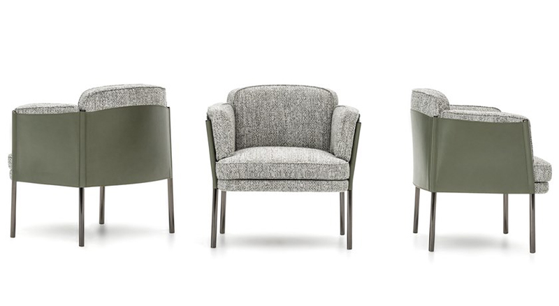 Fabric_SHELLEY-Easy-chair-Minotti