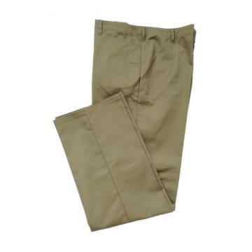 Damen Cotton Twill Casual Pants Anzughose