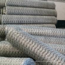 Precio barato de alta calidad PVC recubierto / caliente sumergido Galvanizado hexagonal malla de Gabion