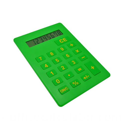 A5 giant calculator