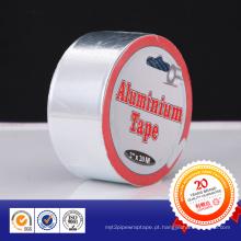 Fita à prova de fogo de venda quente da folha de alumínio da expedição rápida / fita de alumínio do betume