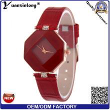 YXL-160 роскошных Алмазный часы дамы женщин наручные Facny смотреть Японии Movt кварц Vogue часы дешевые пользовательских часы завод