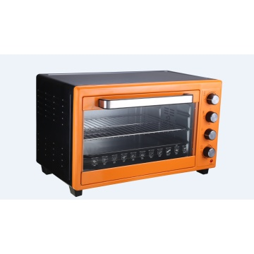 Nouvelle conception vente chaude grille-pain en acier inoxydable four 45L