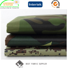 Uly Coated Nylon Oxford 600d Printed Fabric for Workwear
