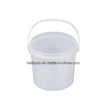 Round Plastic Paint Bucket for Paint