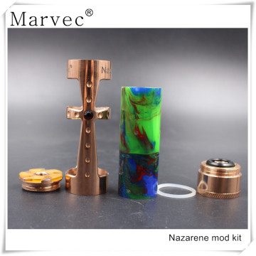 Nazarene mechanical vapor cigarette starter kit