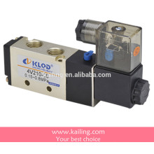 4V200 series solenoid valve, pneumatic control valve,Inner guide type
