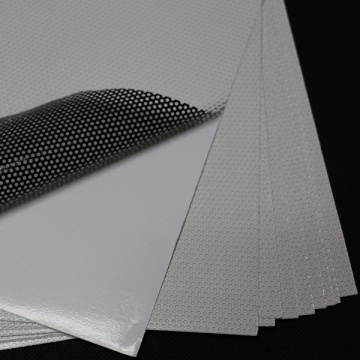 One Way Perforated Vinyl Privacy Fensterfolie