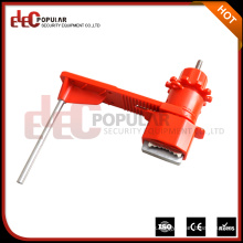 Universal Valve Lockout with Nylon Cable Blocking Arm