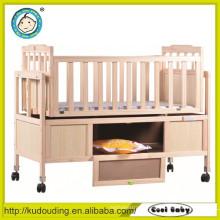 New en1888 luxury design travel system baby wooden bunk bed parts