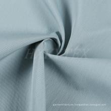 Nylon de poliéster a rayas con tejido compuesto de algodón