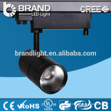 Directly Sales CE ROHS Aluminum Ip44 30w COB LED Track Light
