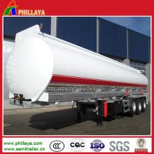 Carbon Steel Waste Water Transport Tank Water Tanker Trailer