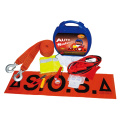 reflective vest kit with warning triangle