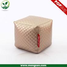 Ottoman de cuero fresco de la alta calidad, beanbag caliente de la venta zhejiang