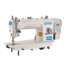 QS-9800-D4 computer Single Needle Direct-drive Auto Trimmer auto foot lifter high speed Lockstitch Industrial Sewing Machine