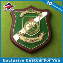 Factory Direct Sale Enamel Wooden Plaque
