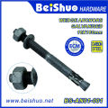 Construction Galvanized Wedge Anchor Bolt