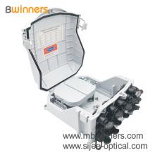 Caixa de Terminais de Fibra Optica für ABS-Splitter MINI Splitter Pigtail NAP-Box FTTH CTO-Box