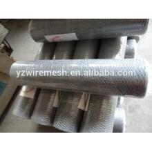 PVC-beschichteter Sechskant-Maschendrahtkäfig für Hühnerlage