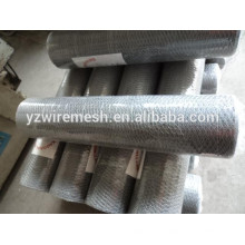 PVC coated hexagonal wire mesh cage for chicken layer